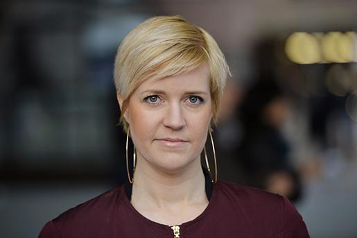 Jenny Bengtsson. Foto: Henrik Montgomery/TT