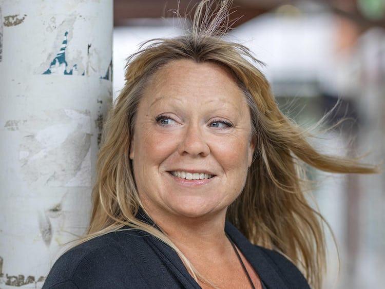 Linda Palmetzhofer, Handels ordförande.