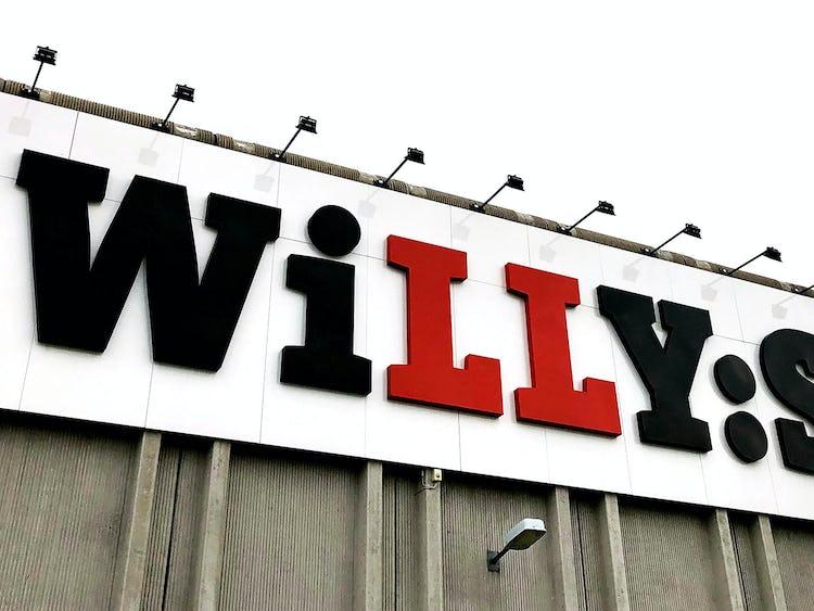 Willysbutik.