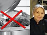 Heléne Andersson, måltidsbiträde.