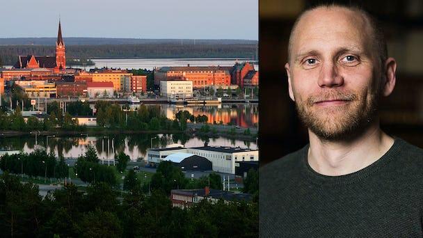 Henrik Alqvist, Kommunal i Luleå.