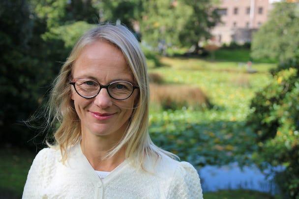 Cecilia Pettersson.