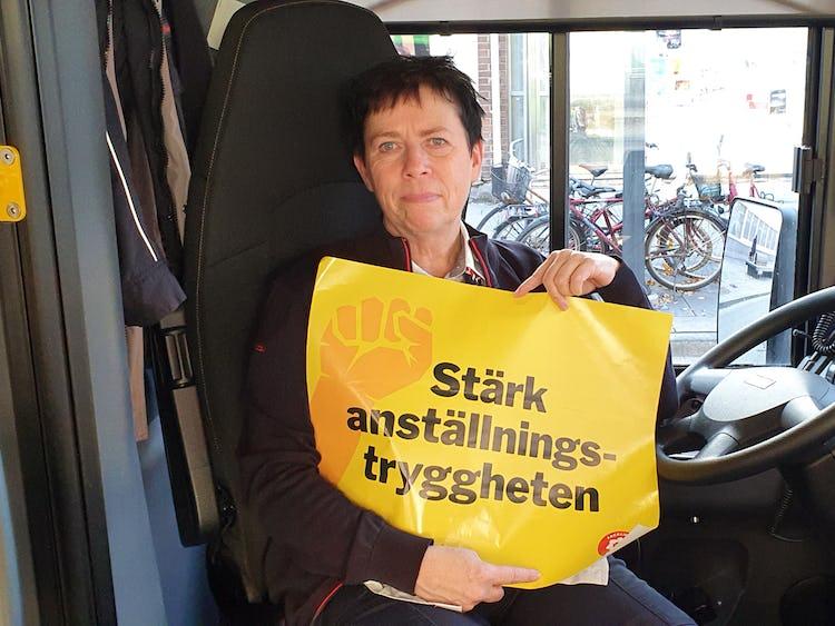 Camilla Ingman, Kommunal i Umeå.