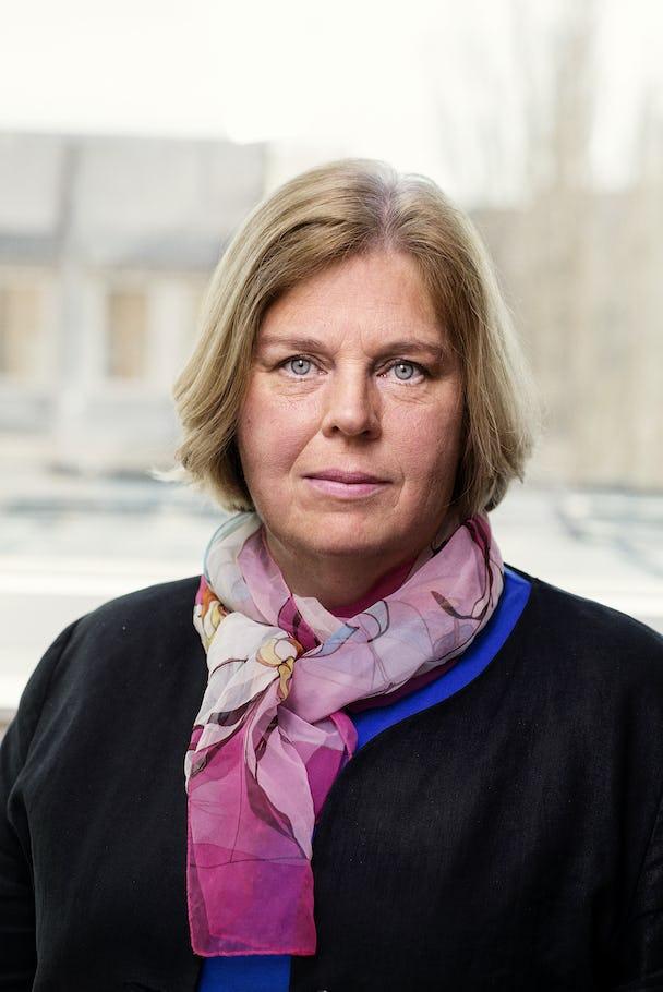Pia Blank Thörnroos, rättslig expert på Skatteverket.