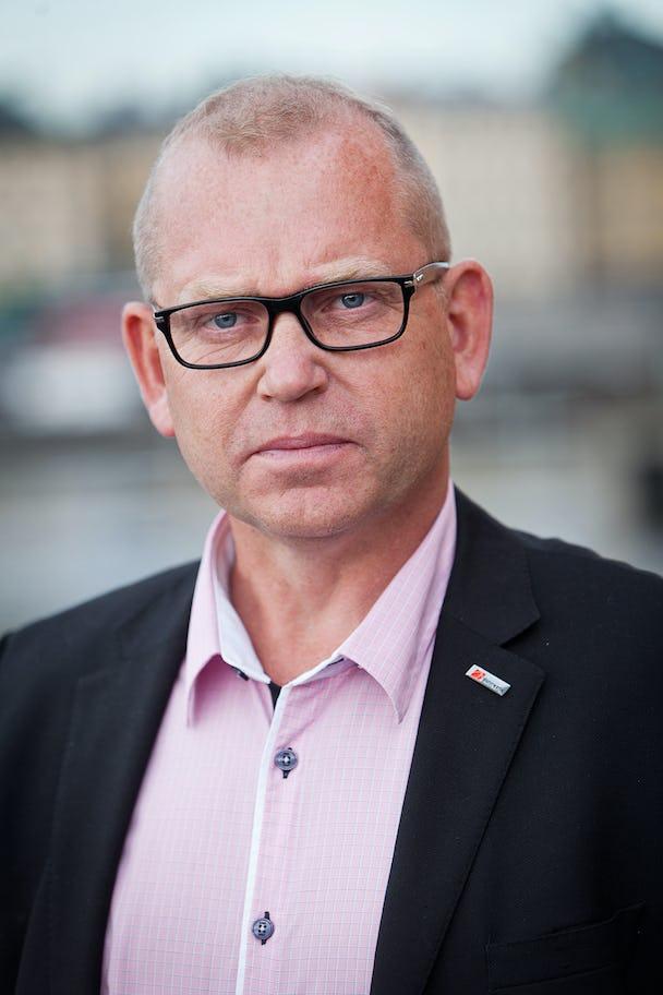Johan Lindholm.