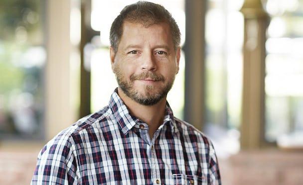 Peter Sjöstrand, Målarnas förhandlingschef. Foto: Peter Knutson
