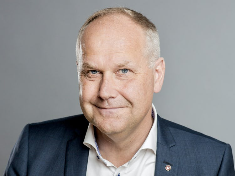 Jonas Sjöstedt. Foto: Jessica Segerberg