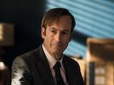 Karaktären Saul Goodman från serien